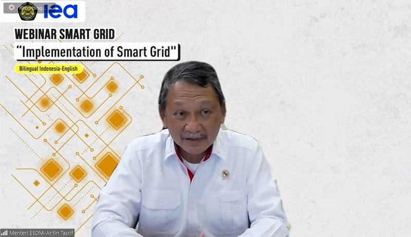 elektrifikasi di wilayah 3T, smart grid