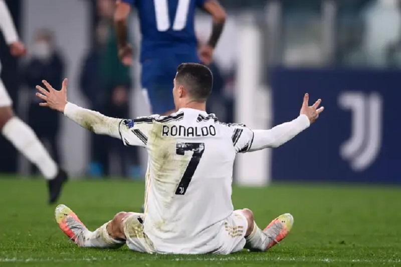Liga Champions 2020-21, Cristiano Ronaldo, Erling Haaland, Juventus, Borussia Dortmund