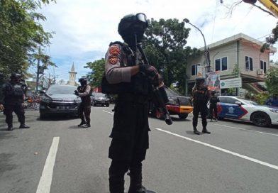Ledakan Diduga Bom Bunuh Diri di Gereja Katedral Makassar, Saksi Mata: Sepertinya Perempuan