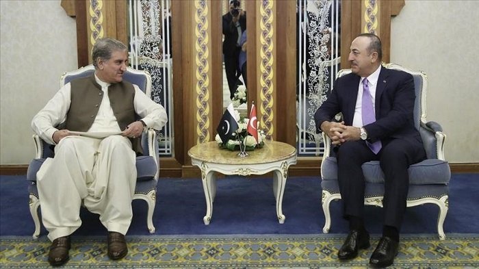 Turki dan Pakistan Bahas Eskalasi Konflik Palestina-Israel