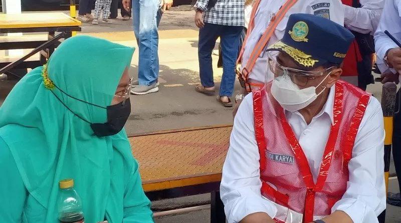 Penumpukan Penumpang di Stasiun Manggarai, Menhub Soroti Profesionalisme KCI